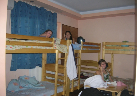 Our room - Bucharest