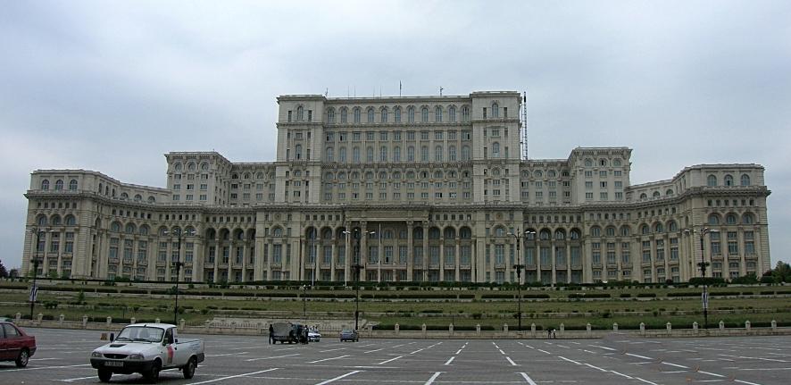 Parliament palace - Bucharest