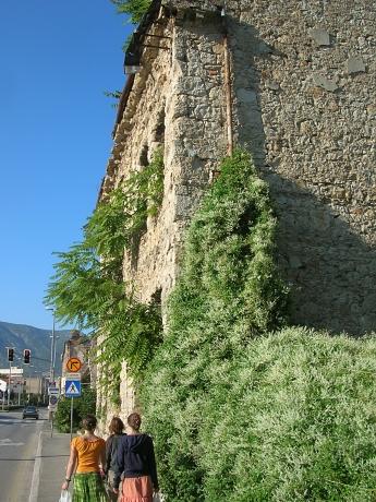 Mostar reminders of the war, Bosnia