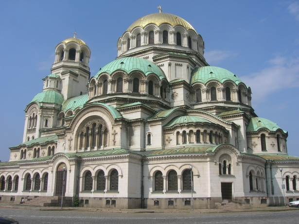 Alexander Nevsky church, Bulgaria