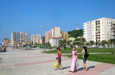 Durres. Albania