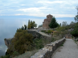 Church of St. John at Kaneo - Ohrid