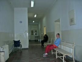 Hospital halls