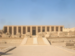 Abydos Temple, Egypt