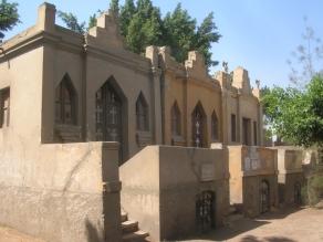 Tombs, Siwa, Egypt