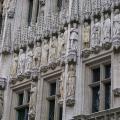 Amazing statues in Brussels, Belguim