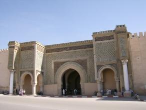 Bab Mansour, Meknès, Morocco