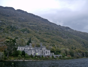 Kylemore Abbey Connemara, County Galway