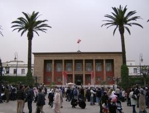 Rabat. Morocco