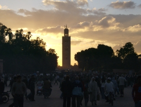 Koutoubia, Marrakesh. Morocco