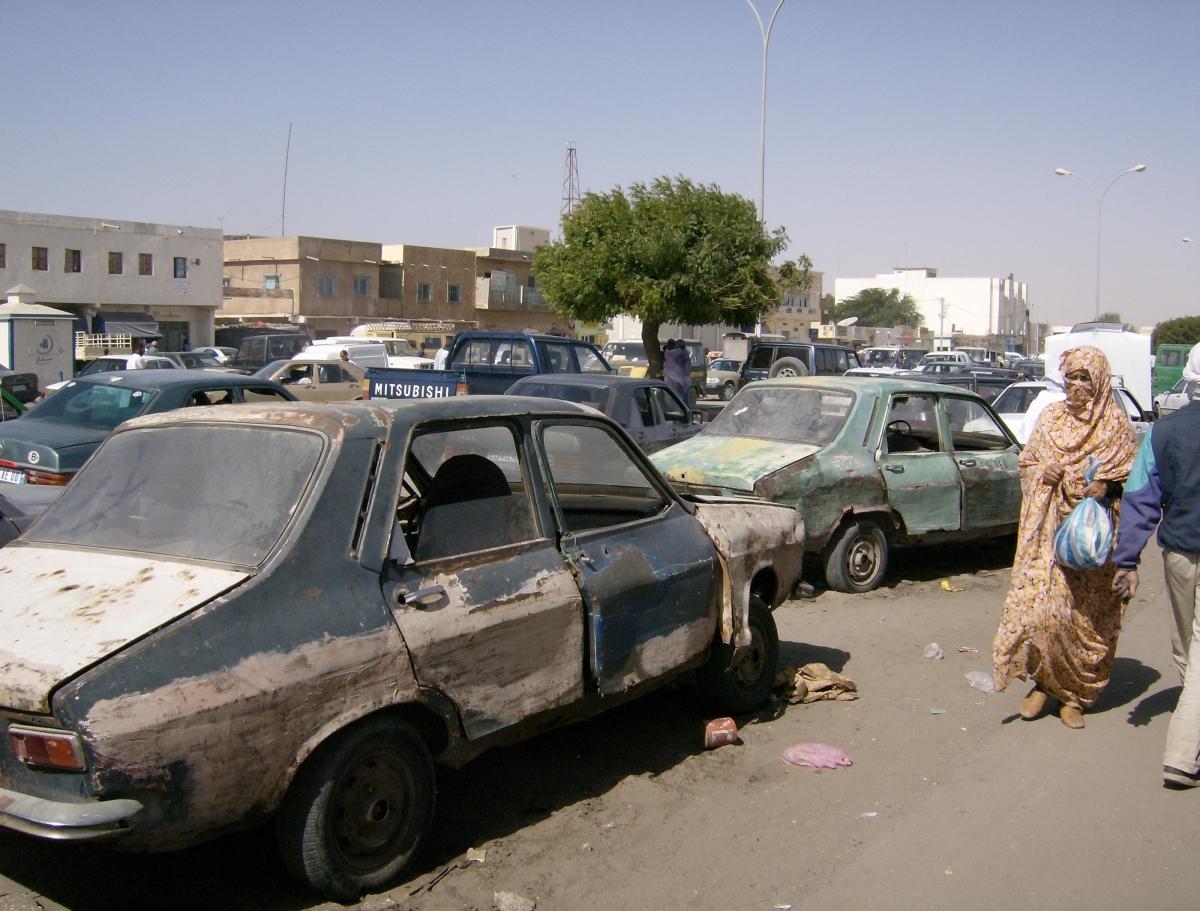 Nouakchott, Mauritania