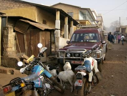 Mamou, Guinea