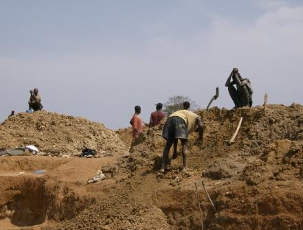 Tongo, Sierra Leone