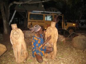 sculpting, Benin