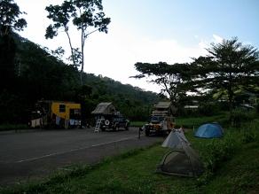 Overlanding, Cameroon