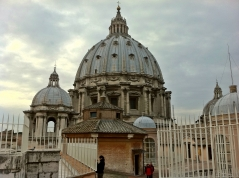 Basilica of Saint Peter - Vatican City