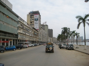 uanda, Angola's capital city