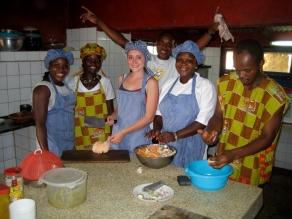 Savannah Grace, Krokrobite Ghana