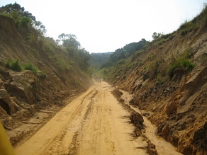 Overlanding, Congo