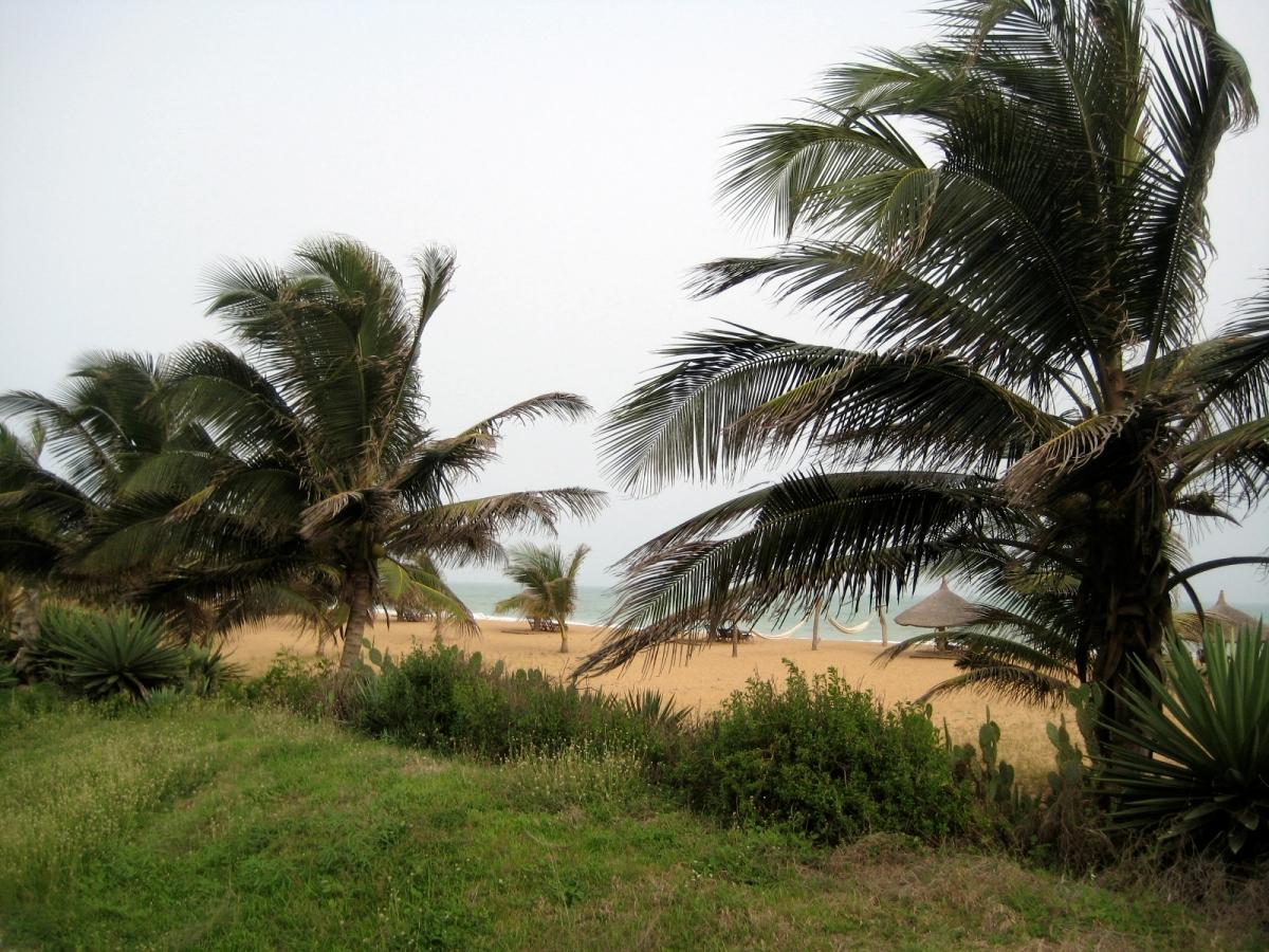 Coast of Benin