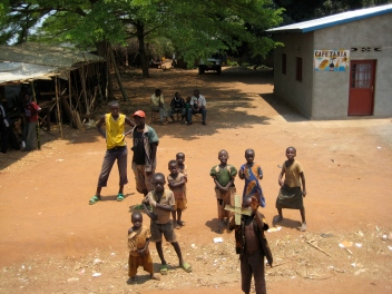 Children, Burundi
