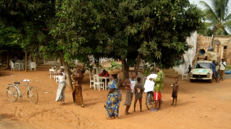 Village life. Benin