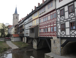Erfurt Bridge