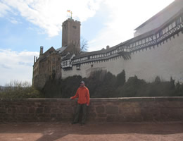 Ammon at Wartburg Castle