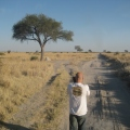 photo shoot, Botswana