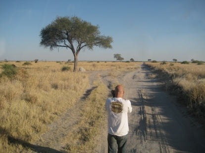 photo shoot, Botswana