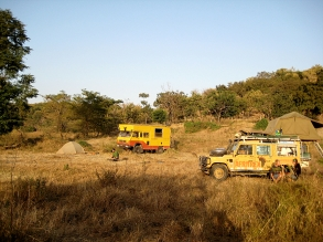 Overlanding through Ethiopia,