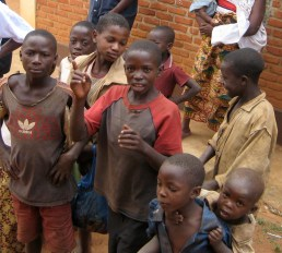 Children of Burundi