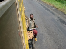 hitch hike bike, Burundi