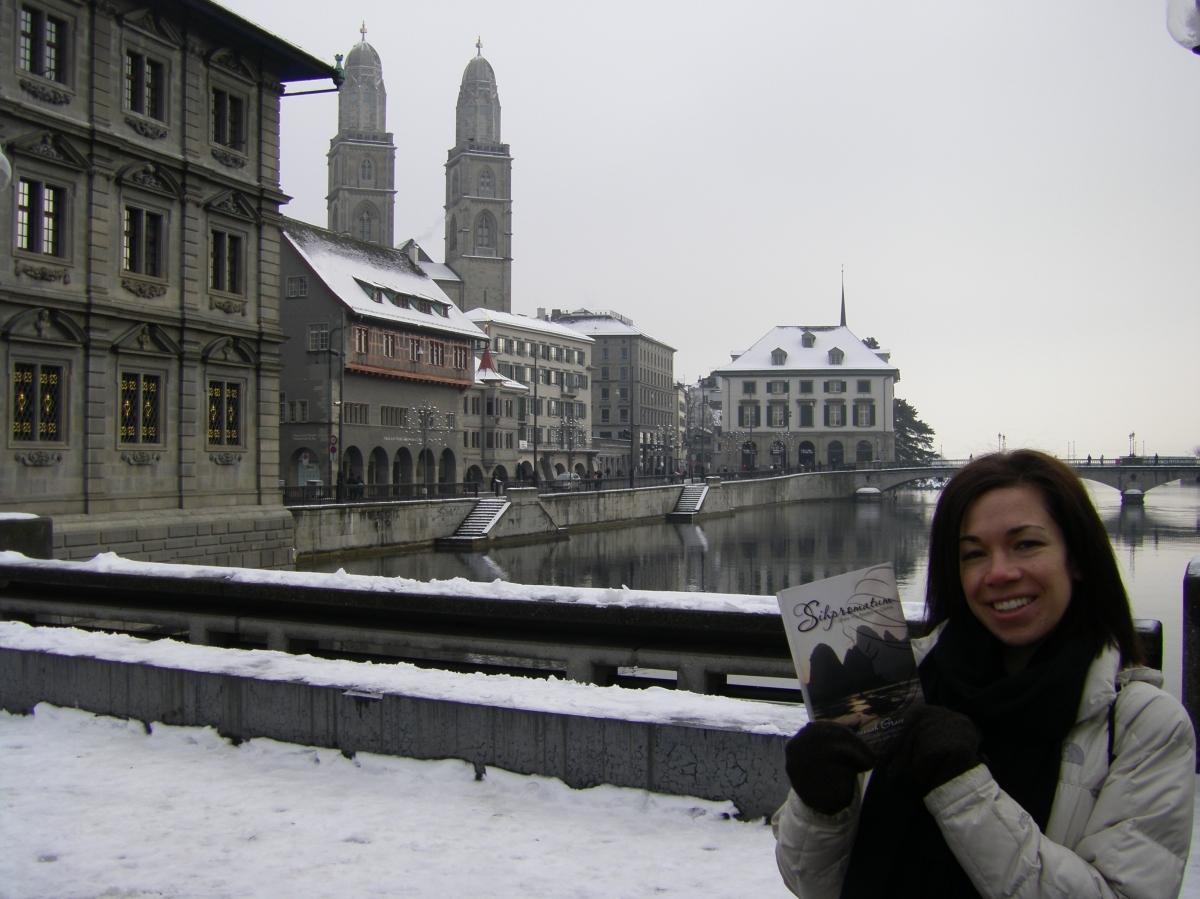 SWITZERLAND, Zurich -