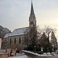 Cathedral - Vaduz
