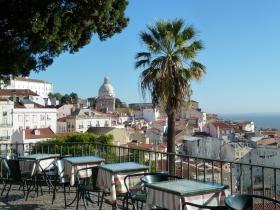 Cafe Lisbon