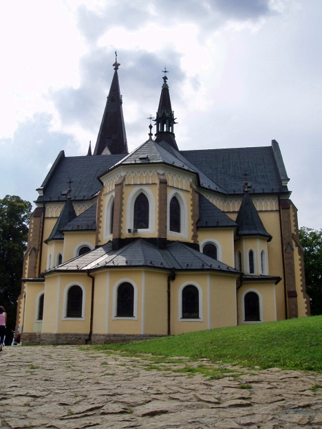 Levoca Church of the Visitation