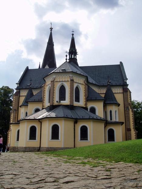 Levoca Church of the Visitation