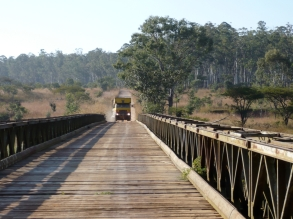 bridge, Angola