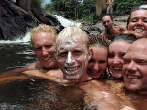 Cameroon bath