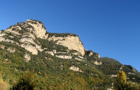 Beautiful scenery all around Andorra
