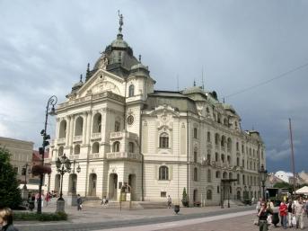 State theatre - Kosice