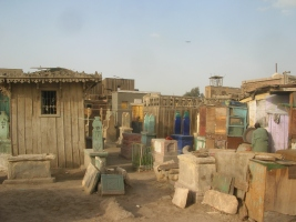 City of the dead, Cairo Egypt