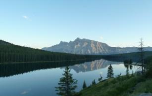 Two Jack Lake, Banff National Park, Alberta