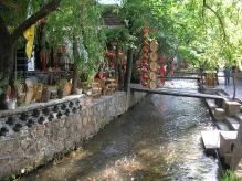 It was neither the Jade Dragon nor the waterwheels we walked miles to see that impressed me. Rather, it was the enchanting beauty of the village itself.