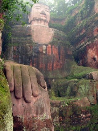 """Whatever you decide to wear, Savannah, tomorrow we're going to Leshan to see the biggest sitting Buddha in the world,"" Mom piped in."