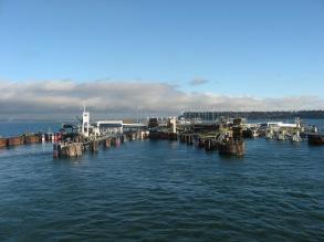 Tsawwassen ferry terminal BC