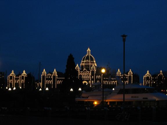 Parliament Buildings. Victoria BC