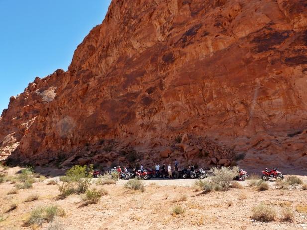 Mojave desert Nevada