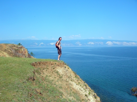 Lake Baikal, Russia. Backpacks and Bra Straps ch 3